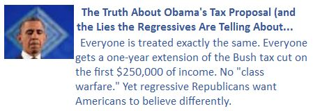 The Truth About Obama's Tax Proposal