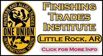 Finishing Trades Institute of Little Rock, AR